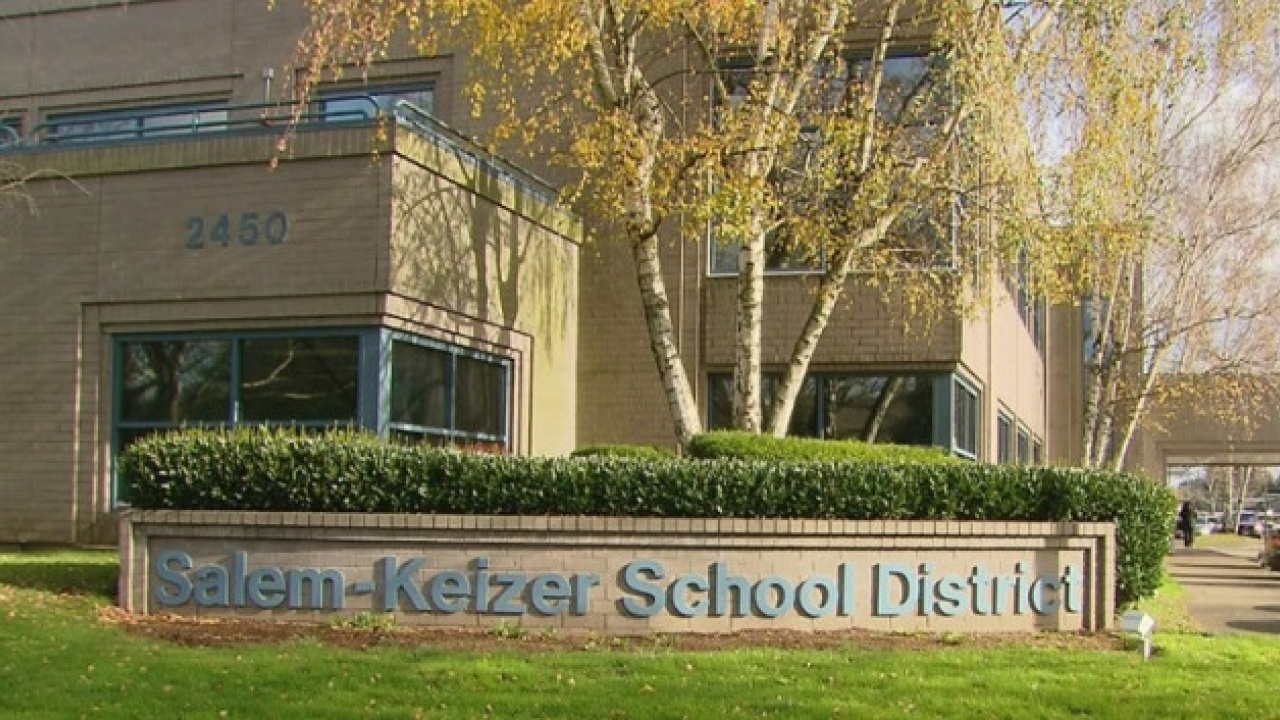 Salem Keizer School District Calendar Holidays 2021 2022